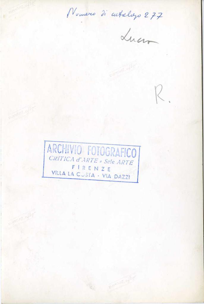 Anonimo , Anonimo - sec. XV - Angelo