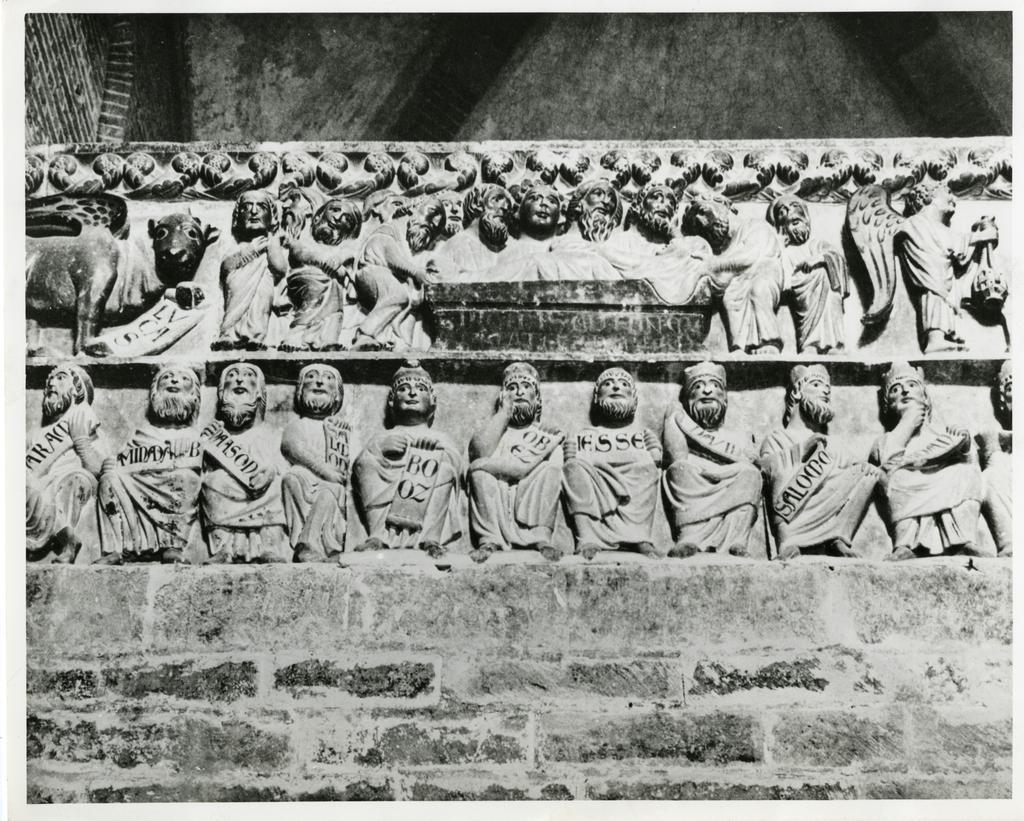 Anonimo , Anonimo - sec. XII - Morte di Maria Vergine