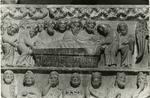 Anonimo sec. XII , Morte di Maria Vergine