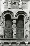 Anonimo sec. XII , Cristo in gloria, San Michele Arcangelo, San Raffaele Arcangelo