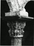 Anonimo valdostano sec. XII , Motivo decorativo con figure umane