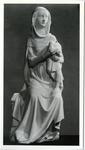 Maestro mosano di Carrara , Madonna con Bambino