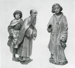 Anonimo renano sec. XIV ; Stephan Rottaler , Accolito, Papa, Giovane