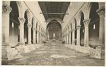 Anonimo dell'Italia settentrionale , Interno di una chiesa