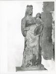 Anonimo toscano sec. XIV , Madonna con Bambino