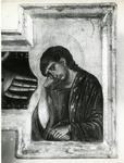 Cenni di Pepo , Cristo crocifisso con la Madonna addolorata, san Giovanni Evangelista