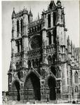 Anonimo sec. XIII/ XIV , Facciata della Cattedrale