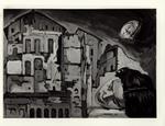 Cremona, Italo , Rovine a Firenze