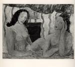 Peyron, Guido , Donne alla finestra -
