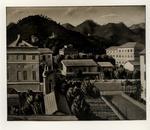Rambaldi, Emanuele , Paesaggio a Chiavari